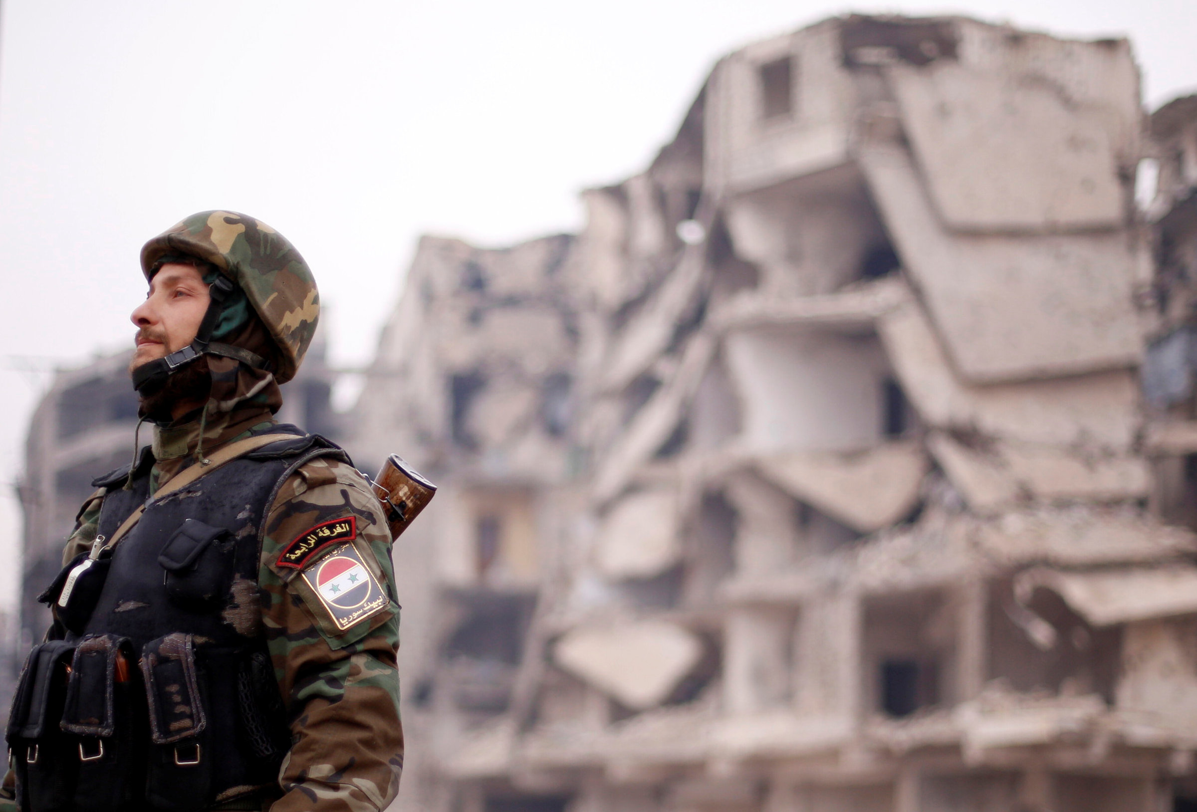 France pushes U.N. Security Council action on Aleppo