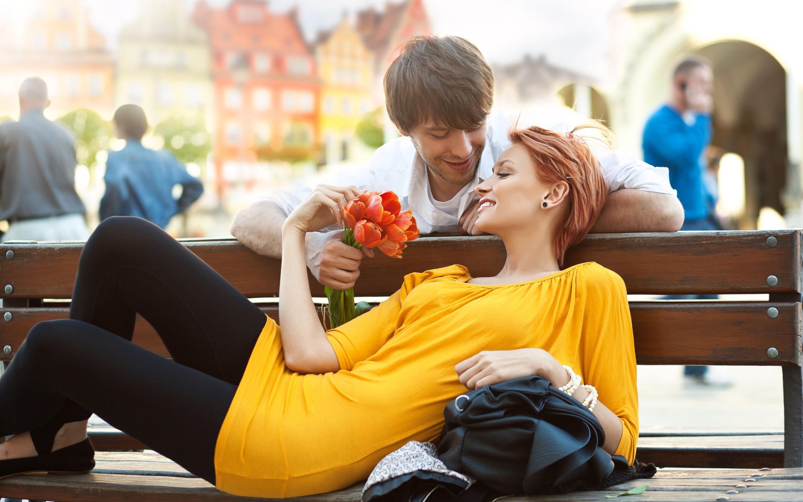 9 أسباب تجعل الآخر يقع في حبك!