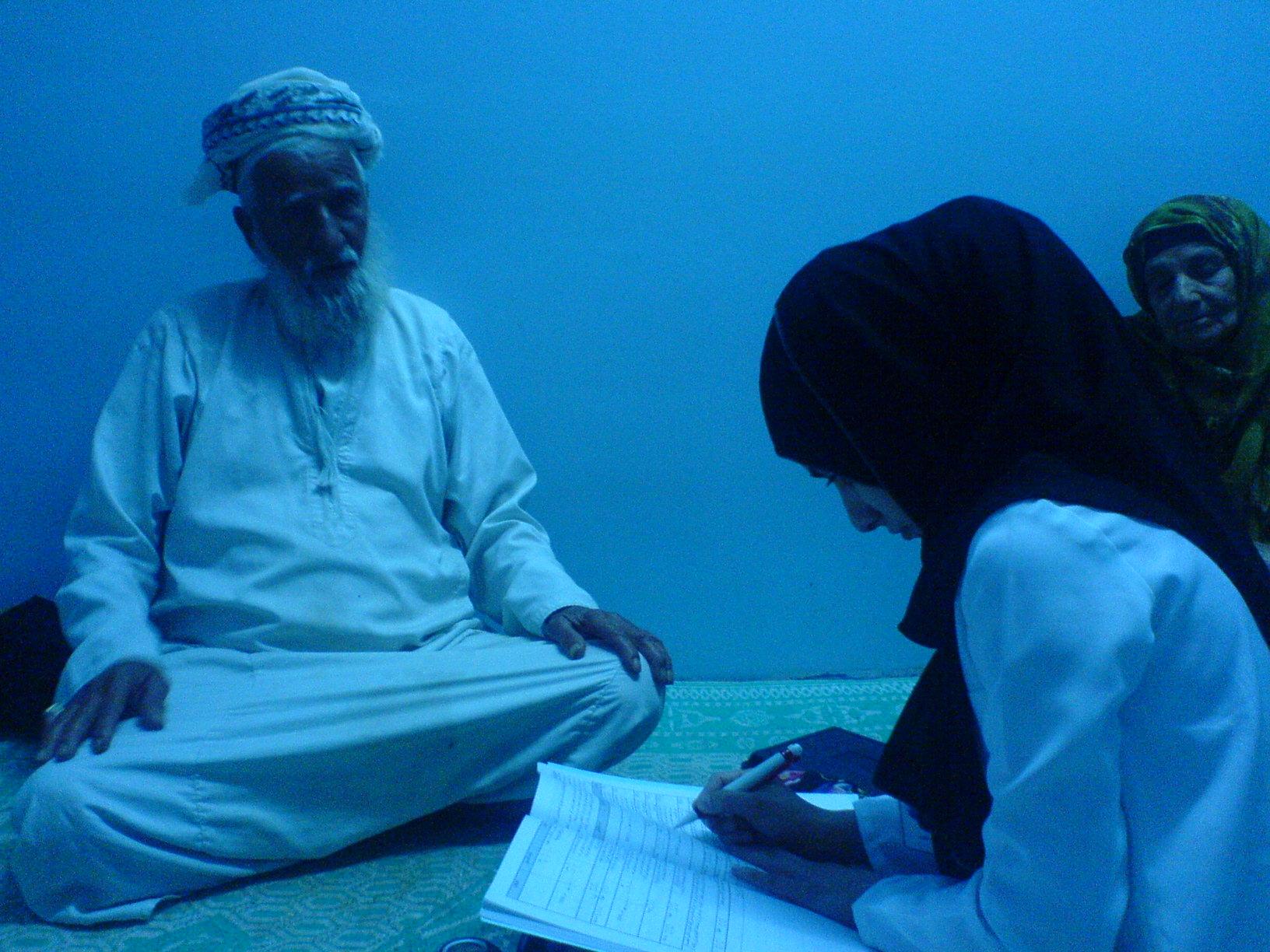 المسح الوطني للتغذية يشمل 375 أسرة في ظفار