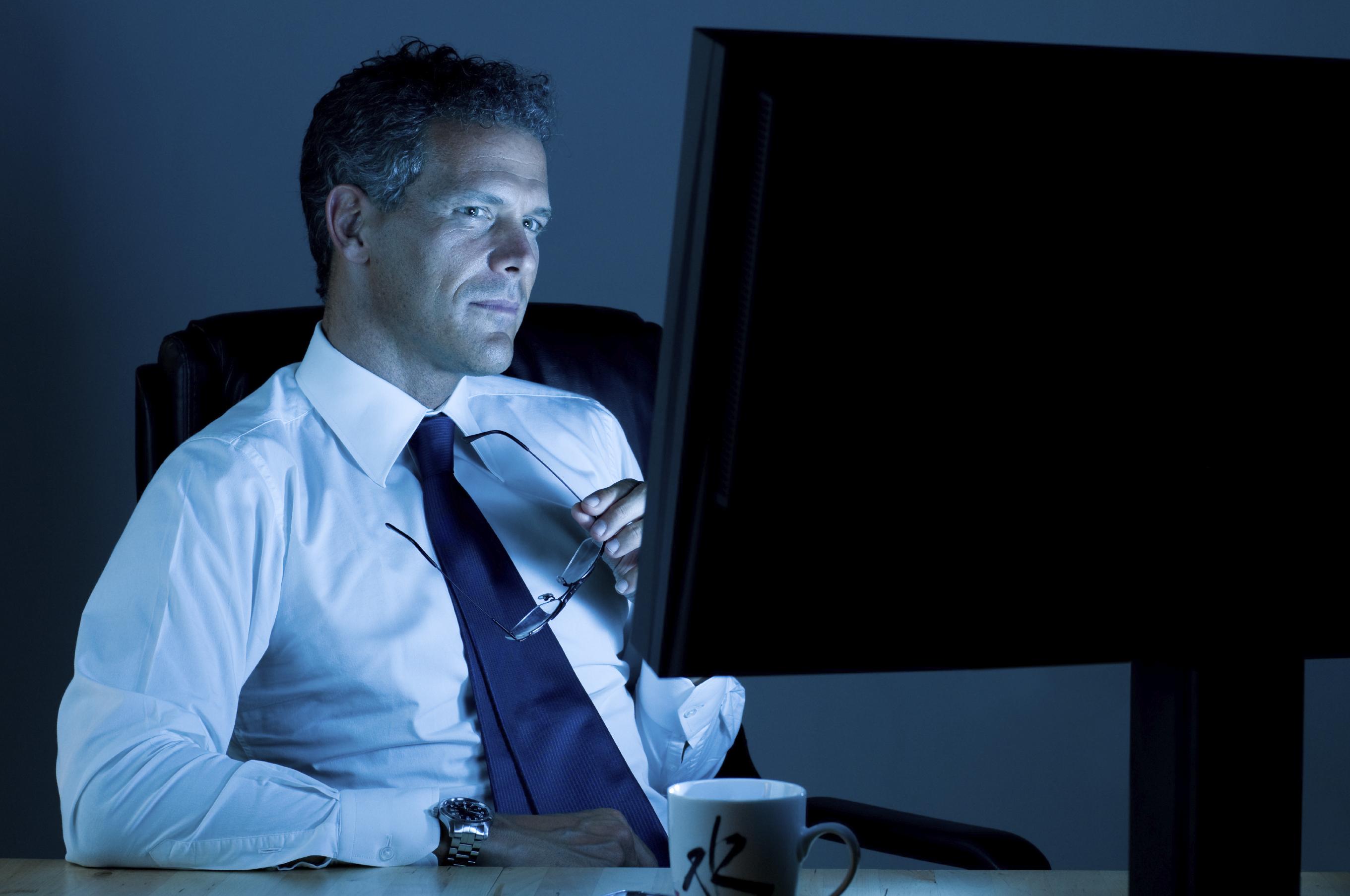 هذه مخاطر العمل ليلا