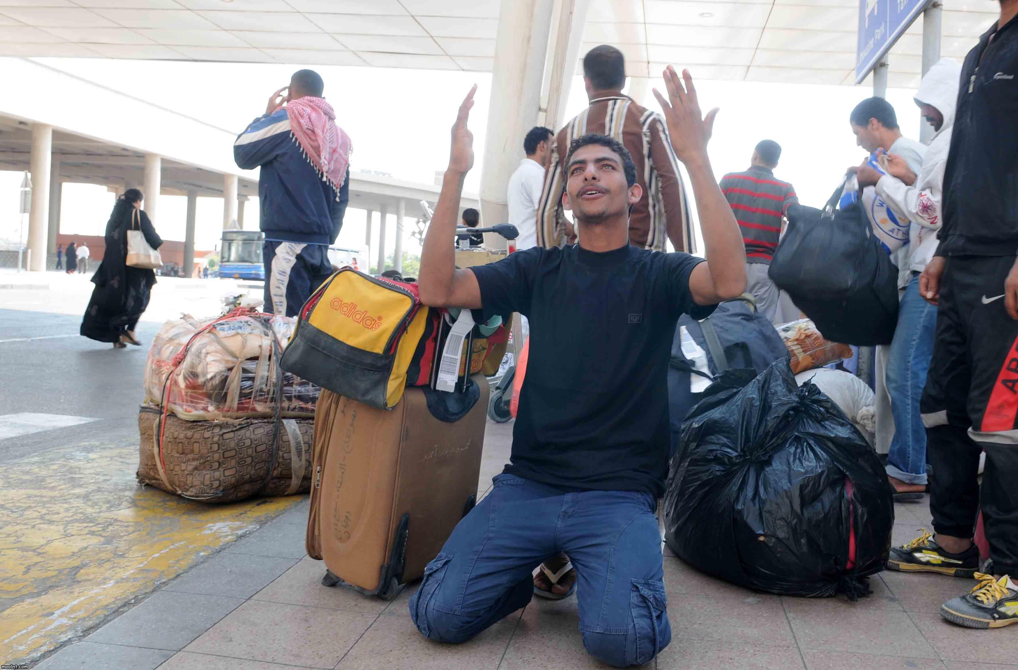 قطر لم تمنع العمالة المصرية من دخول أراضيها
