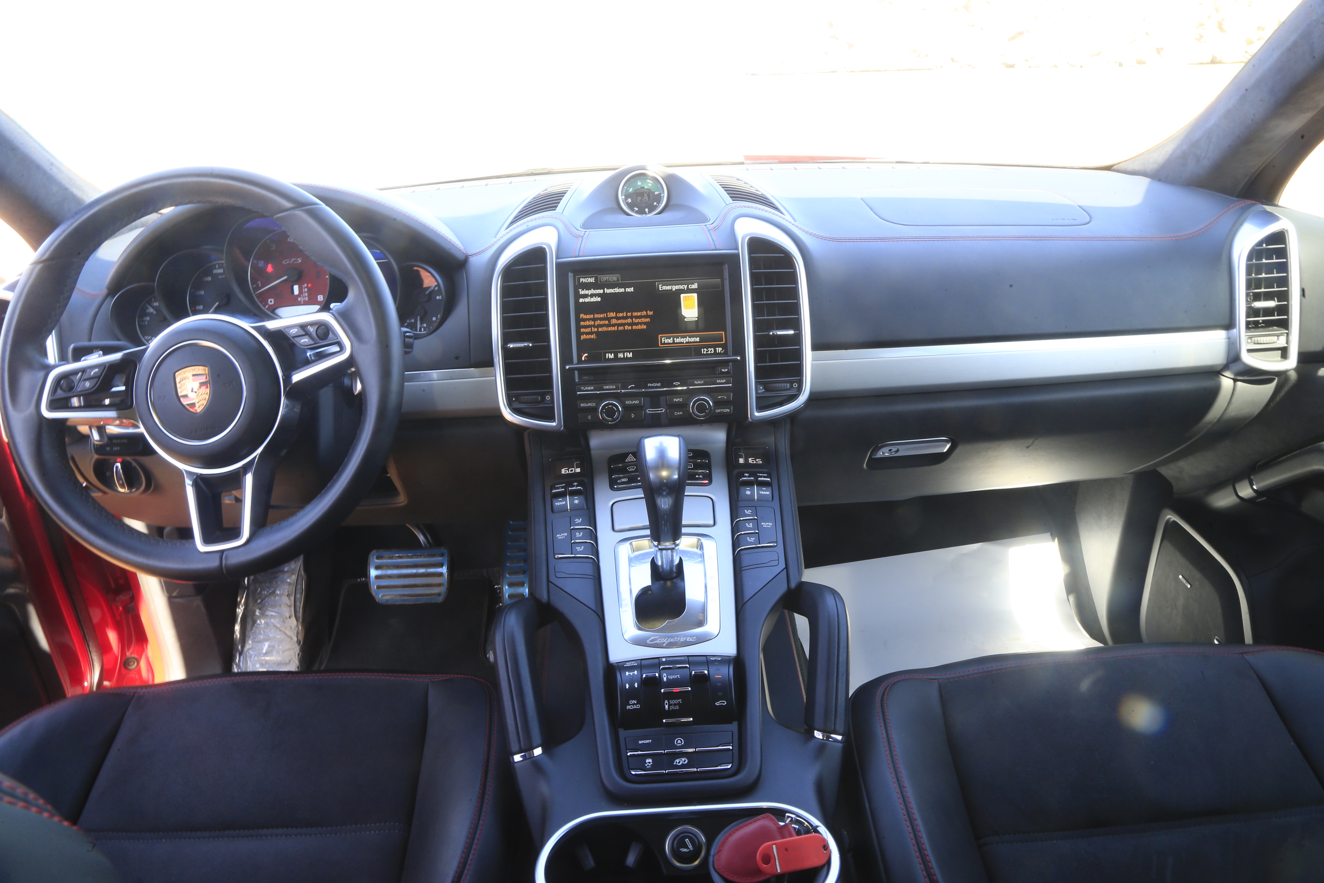 Oman motoring: 2016 Porsche Cayenne GTS at a glance