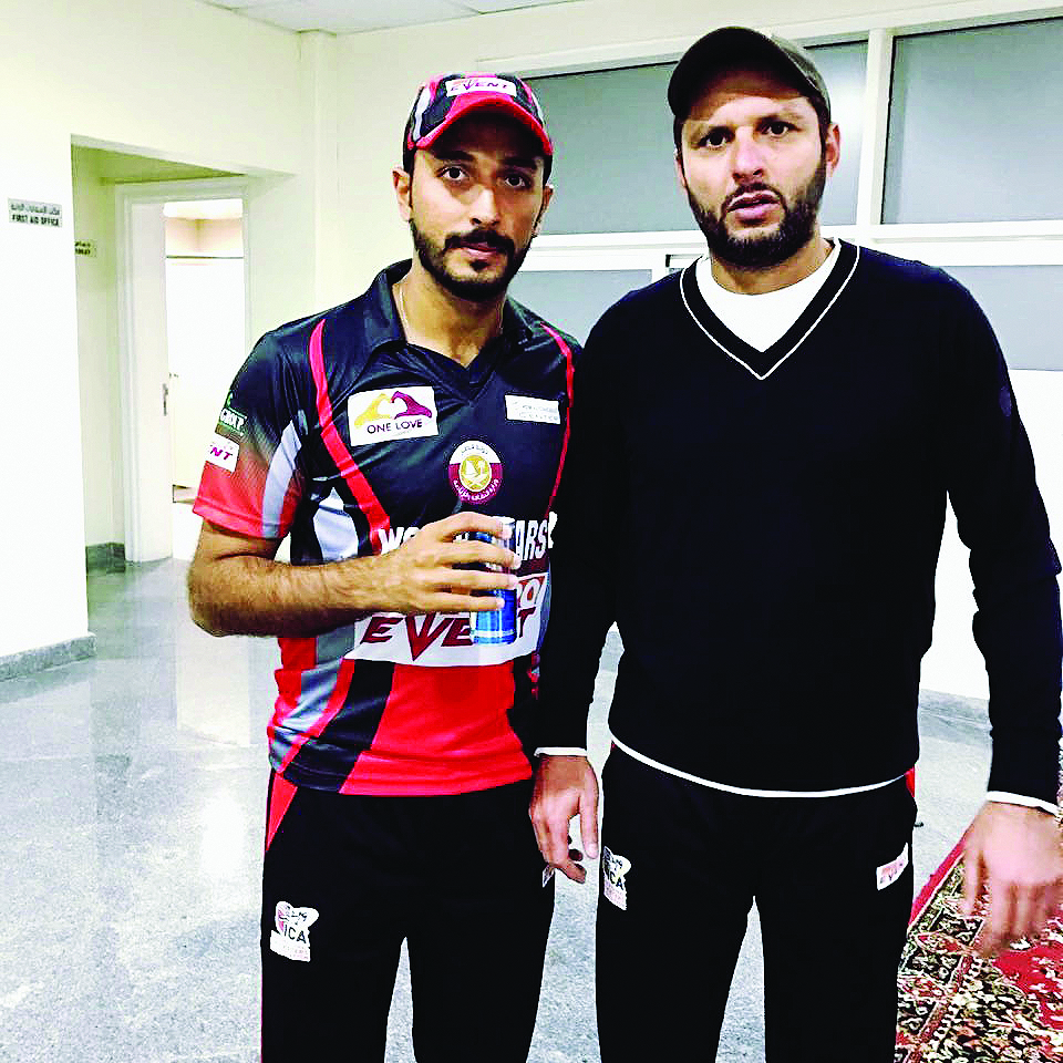Oman Cricket: Amazing experience, says Sufyan after playing for World Stars