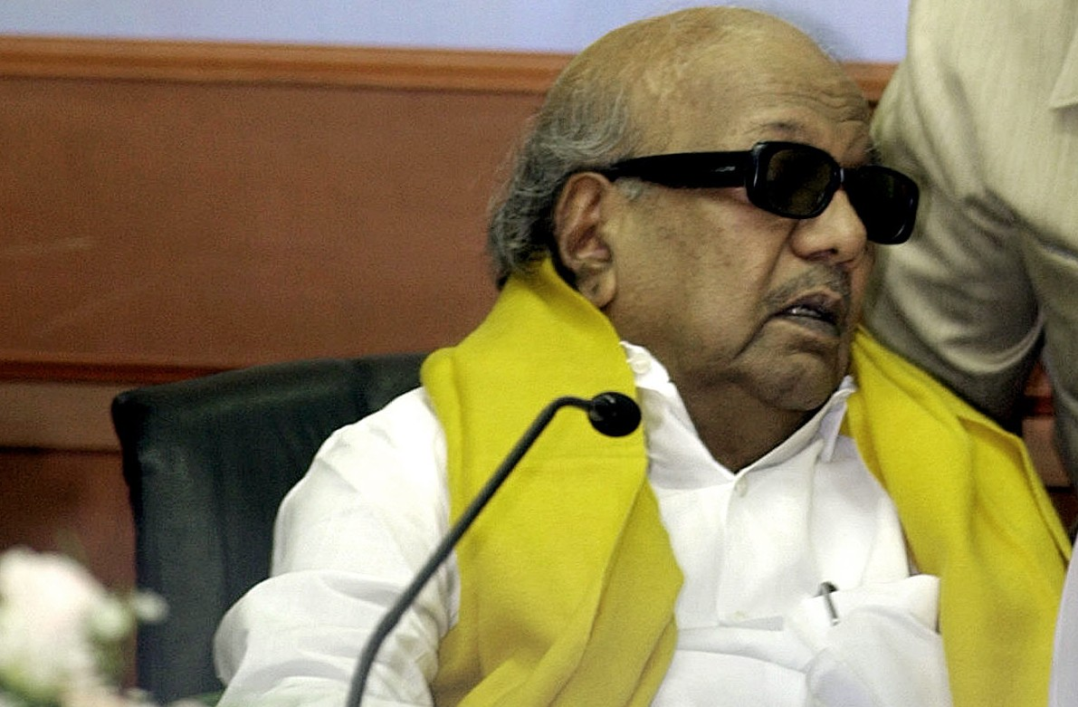 Karunanidhi is doing well, says Stalin