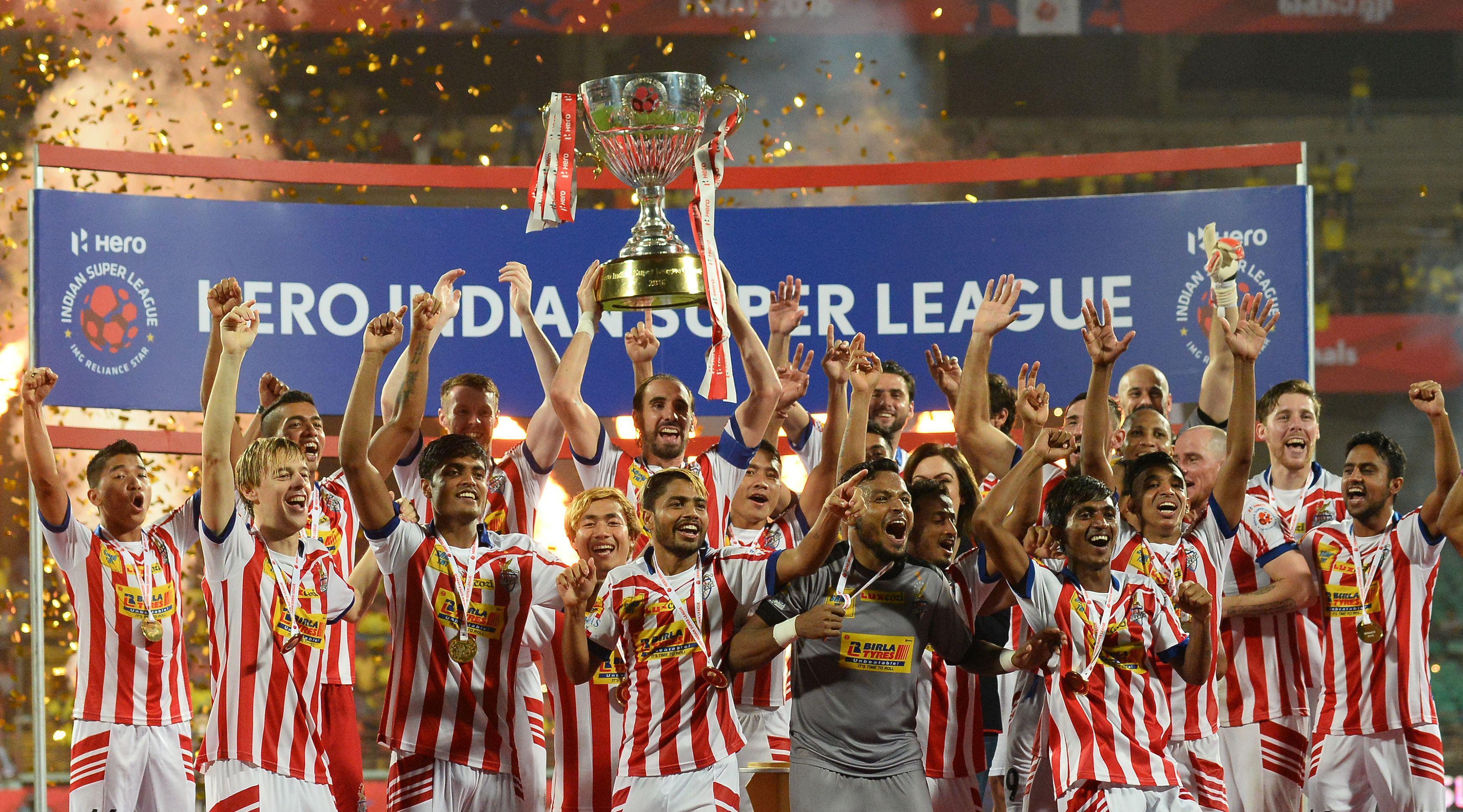 Football: Atletico de Kolkata shoot out Kerala Blasters for second ISL crown