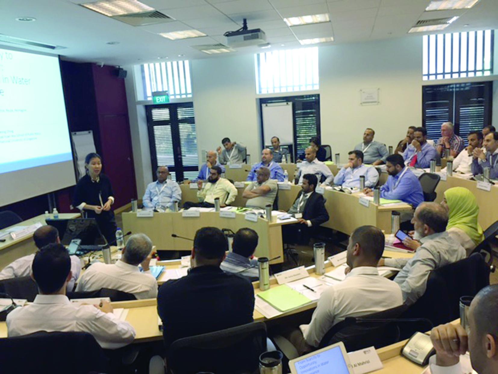 البرنامج الوطني للرؤساء التنفيذيين يواصل محطاته التكوينية