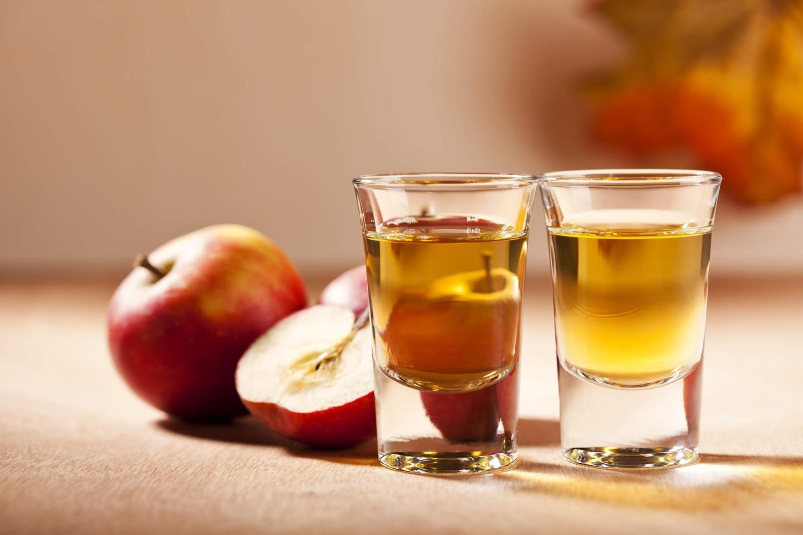 10 استعمالات تجميلية لخل التفاح
