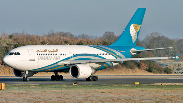 Oman Air flight to Lucknow diverted due to bad weather