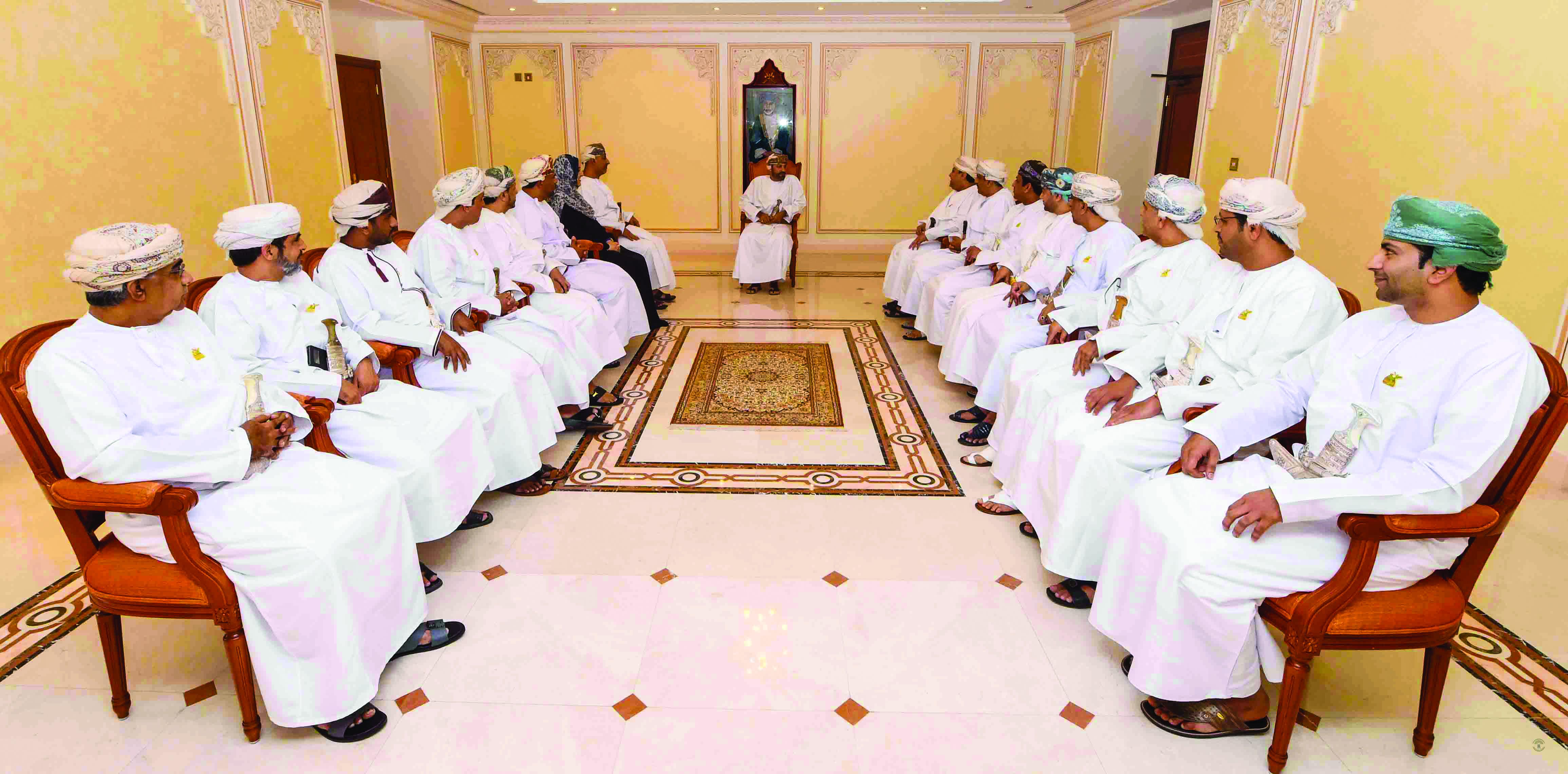 Oman's Minister of Interior praises media panel role
