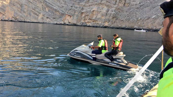 Two boat crash victims rescued, search on for third in Oman