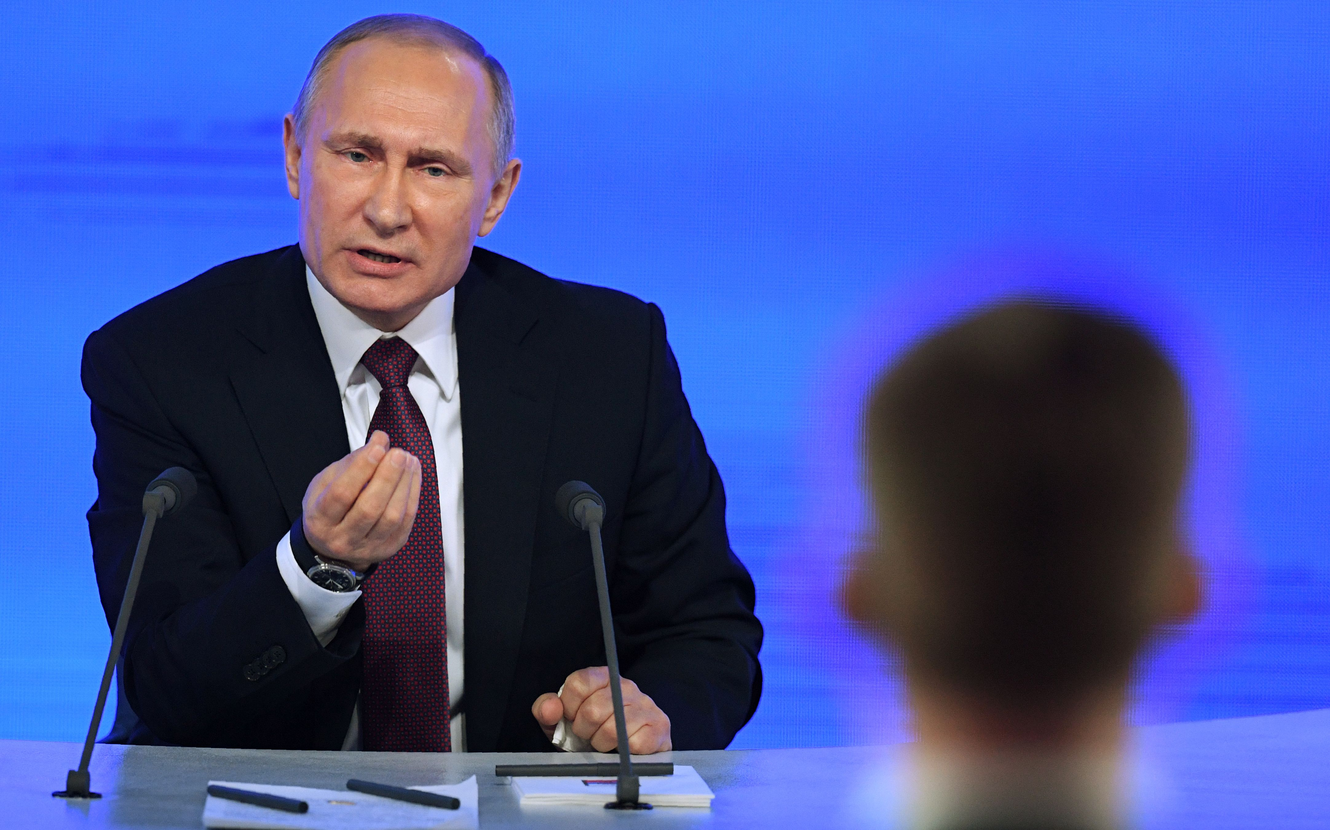 Putin says needs time to decide if he will run for 2018 presidency