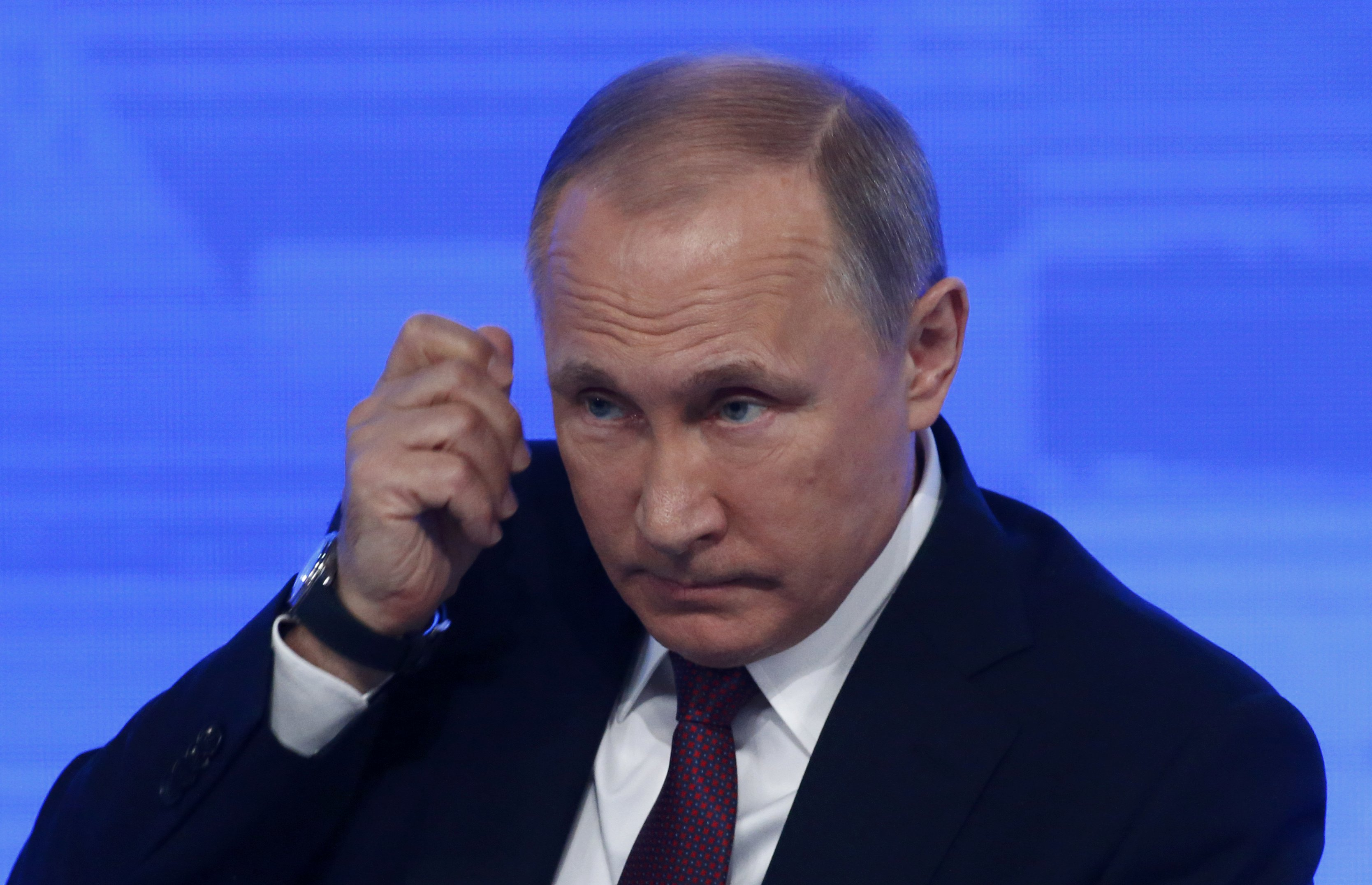 Putin's winning streak will be hard to extend
