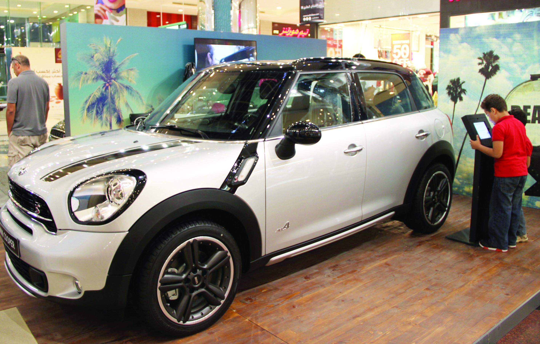 «الجنيبي العالمية للسيارات» تطلق عرض مدينة MINI