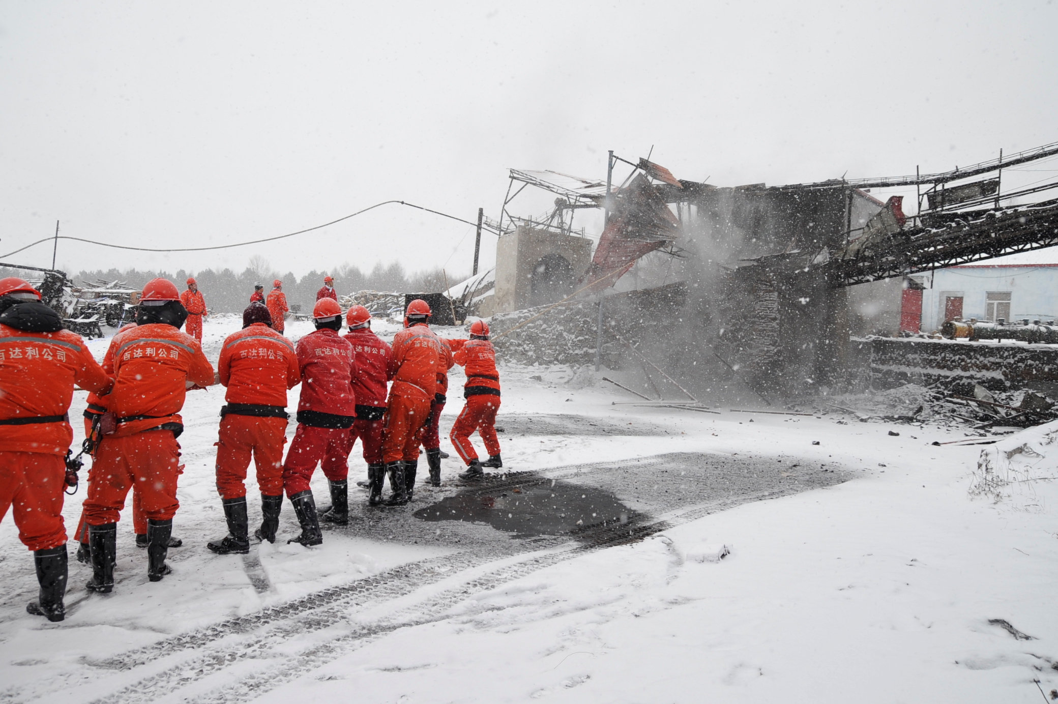 Chinese mine disasters kill at least 38
