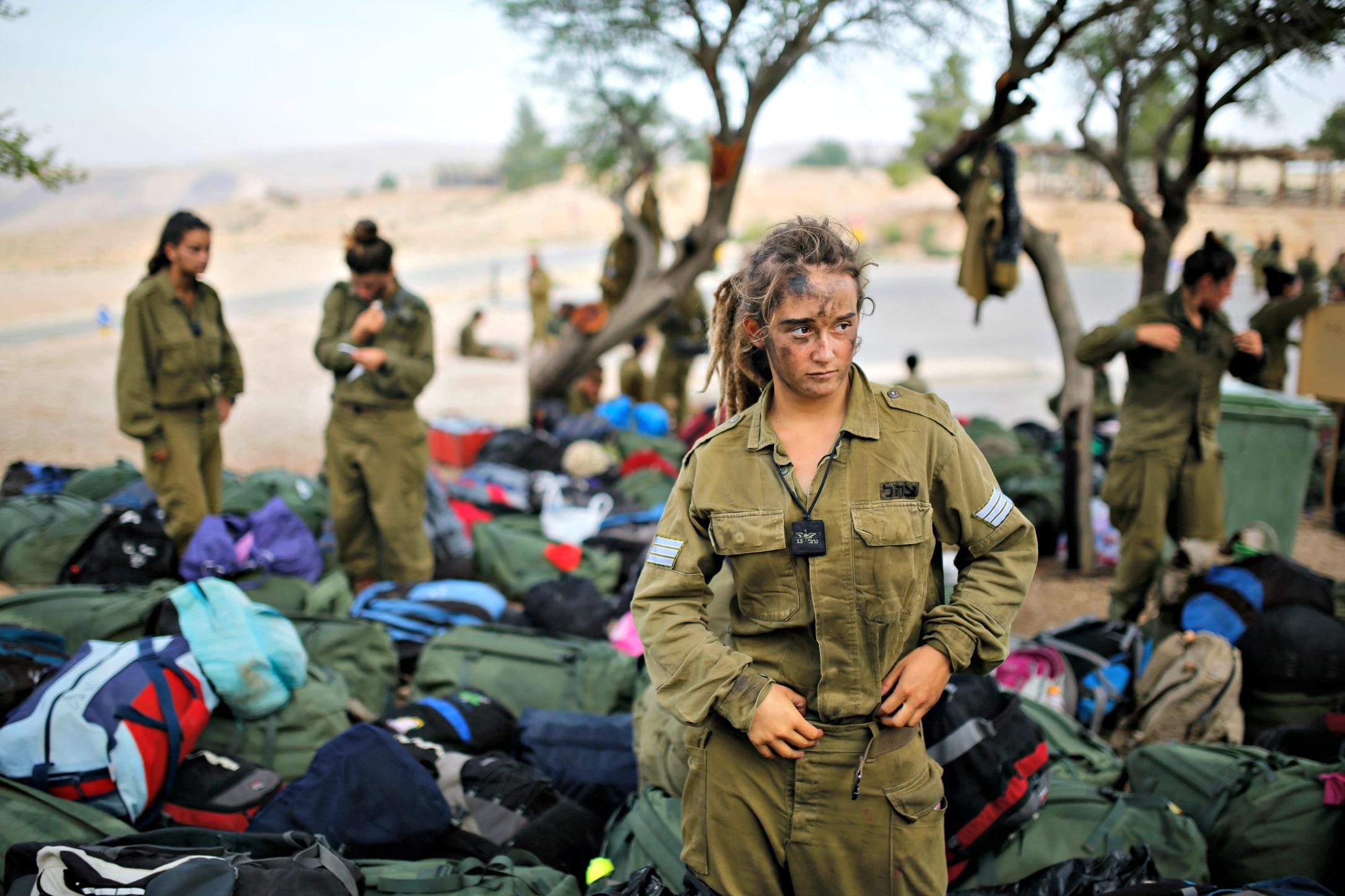التحرش الجنسي ينخر جسد إسرائيل