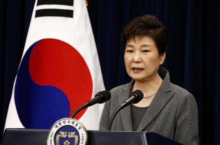 South Korea's President Park faces crucial week amid impeachment push