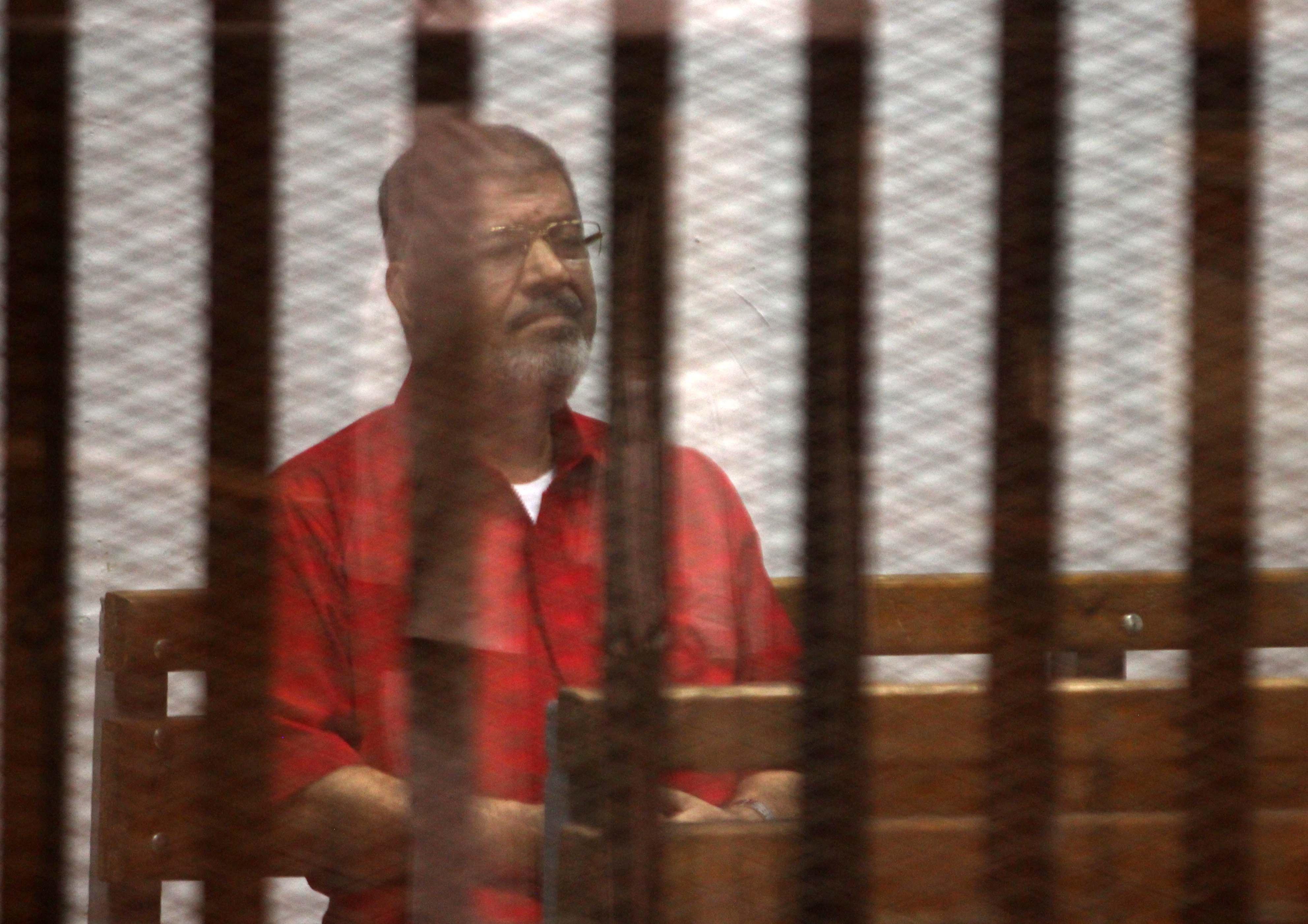 الأسباب القانونية التي أنقذت «مرسي» من الإعدام .. تعرّف عليها
