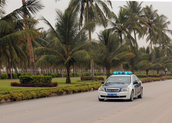 Oman crime: Police arrest drifters for performing stunts