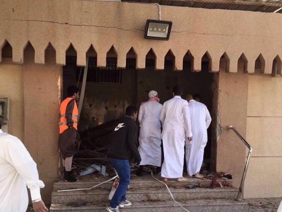 """""""مساجد"""" طالتها أحزمة خبير الموت في السعودية..تعرف عليها"""