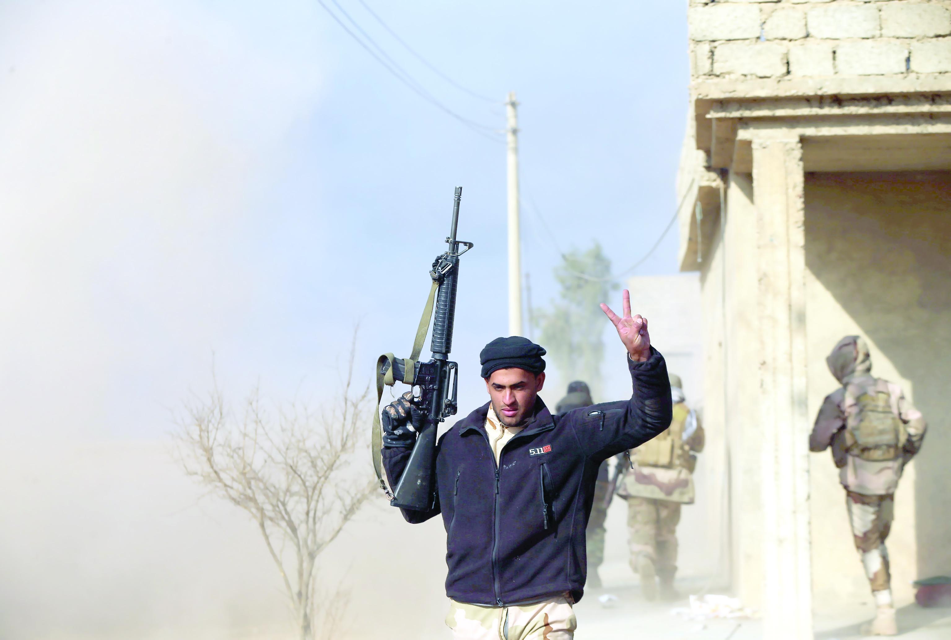 العراق.. تقلص قدرات داعش الهجومية