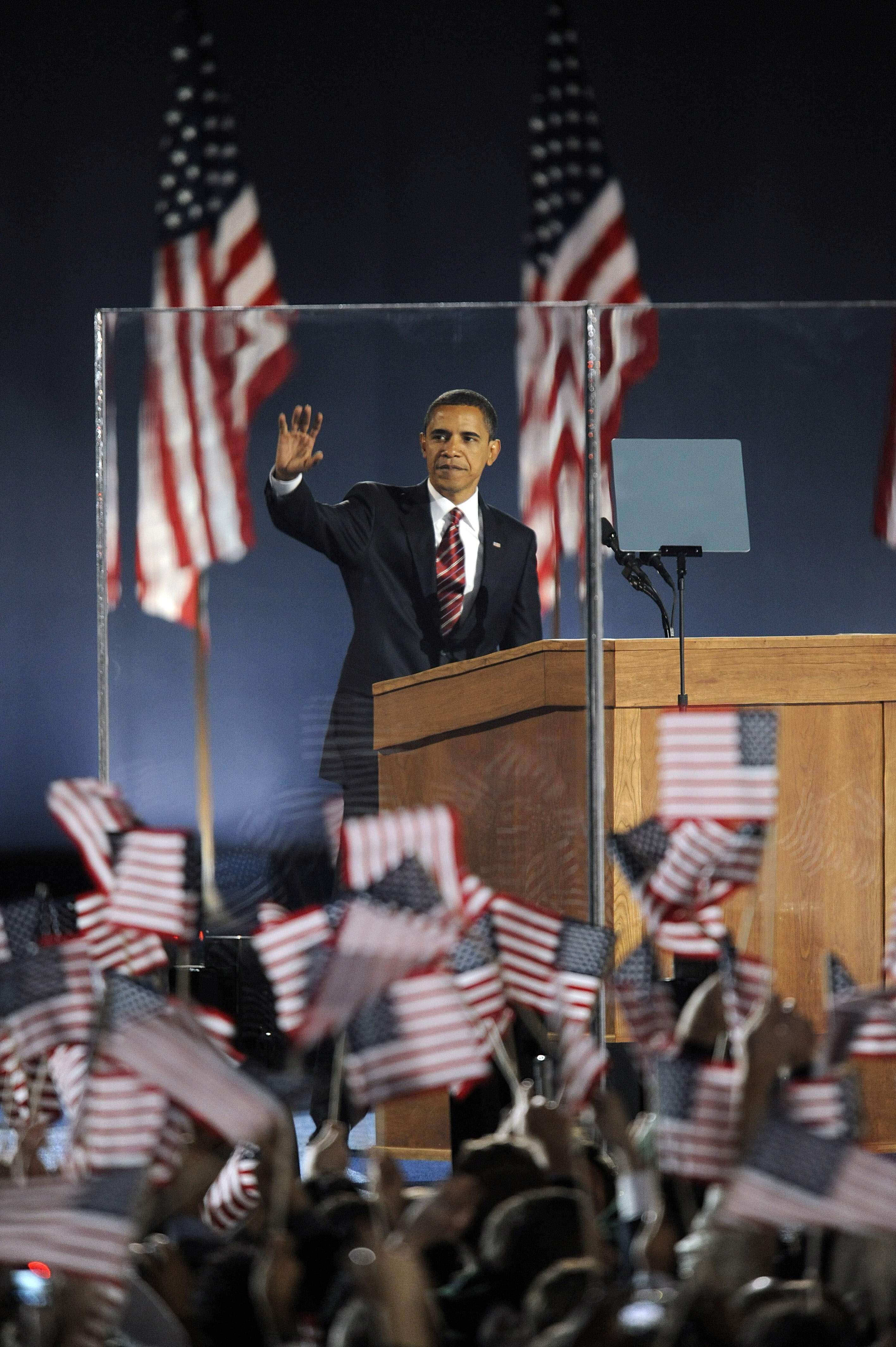 أوباما يودع الحياة السياسية في آخر خطاب رئاسي يلقيه في شيكاجو