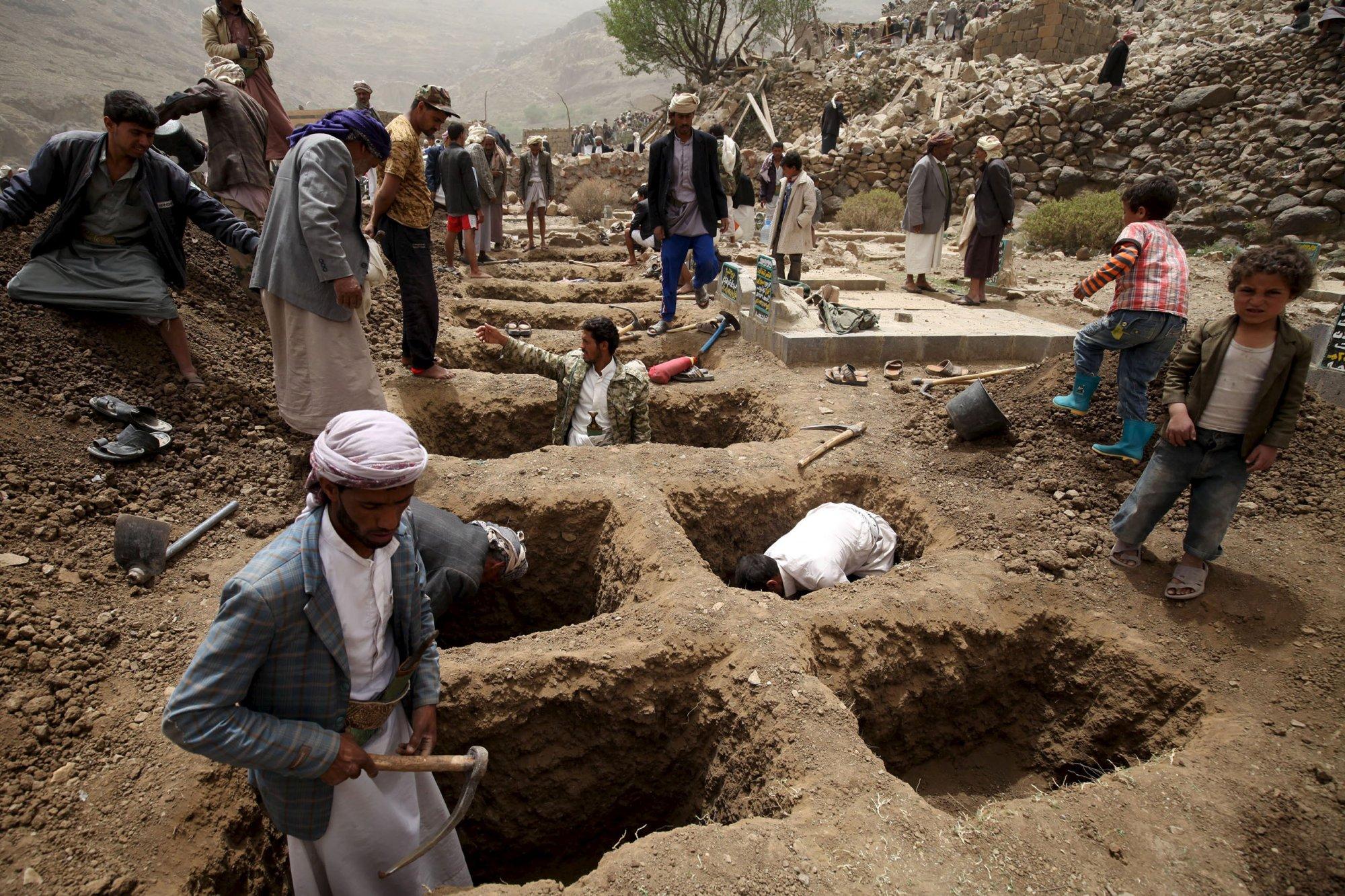اليونيسف: نحو 1400 طفل قتلوا في النزاع اليمني منذ بدايته
