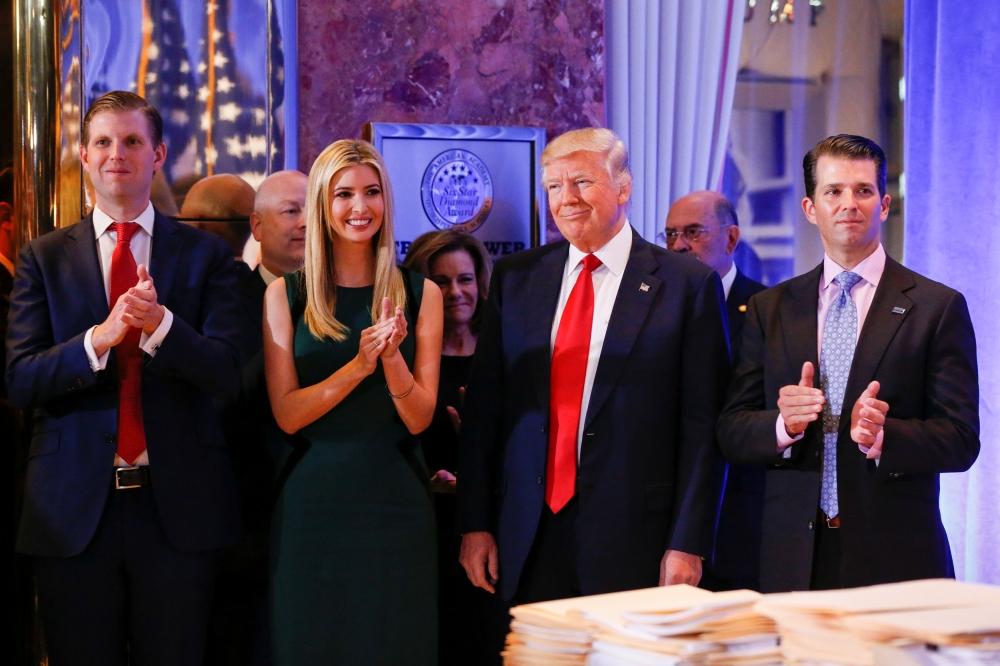 ترامب رفض صفقة بقيمة ملياري دولار في دبي نهاية الاسبوع الفائت