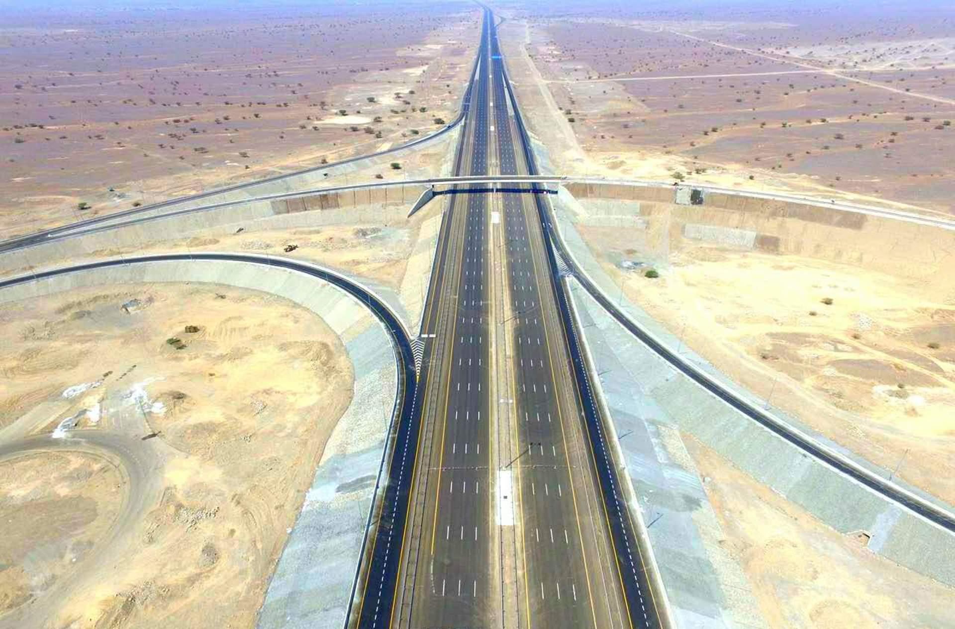 Oman traffic: New section of Al Batinah Expressway opens