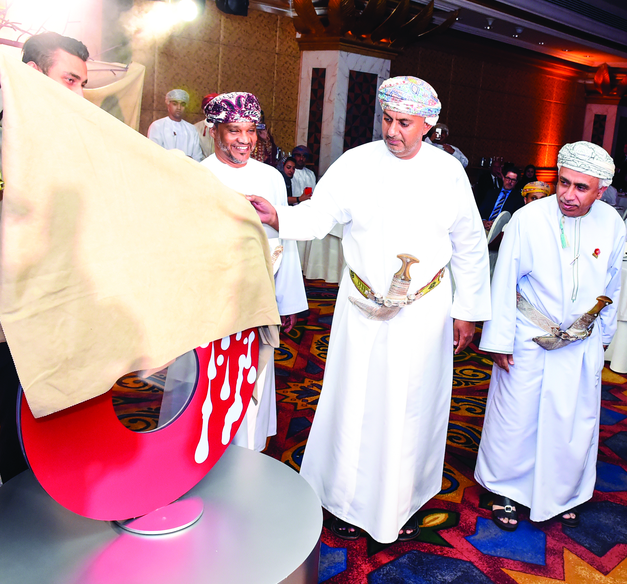 Dairy products' firm brand name launched in Oman