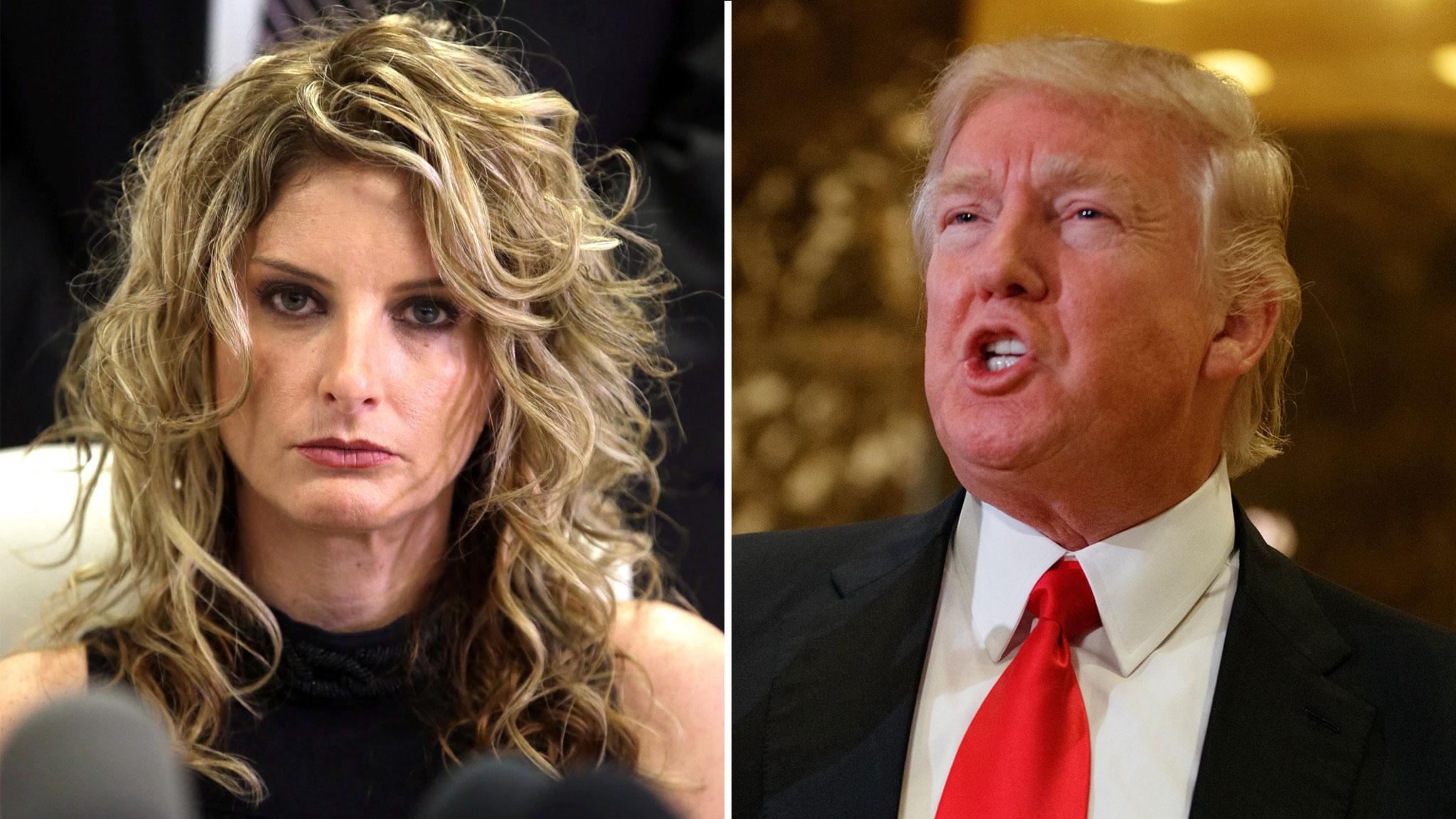 امرأة تتهم ترامب بالتحرش بها تقاضيه بتهمة التشهير