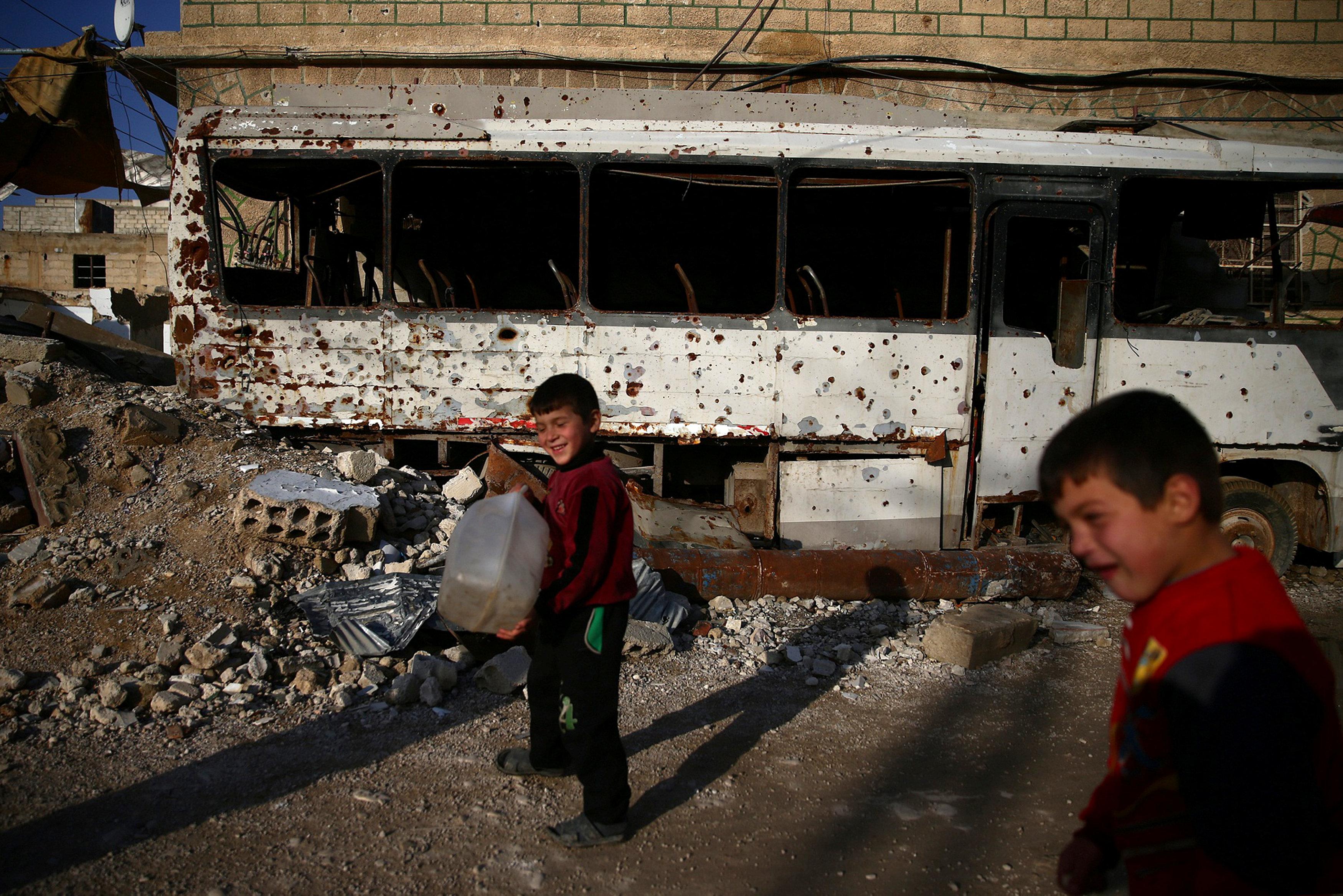 Syria rejects Qatari, Saudi role in talks, says report