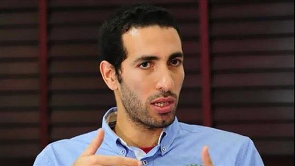 محمد أبو تريكة على قوائم الارهاب المصرية