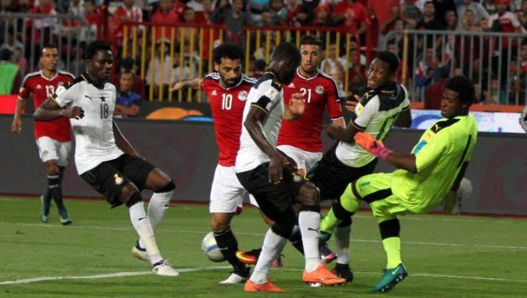 مصر تستهل عودتها إلى أمم افريقيا بالتعادل