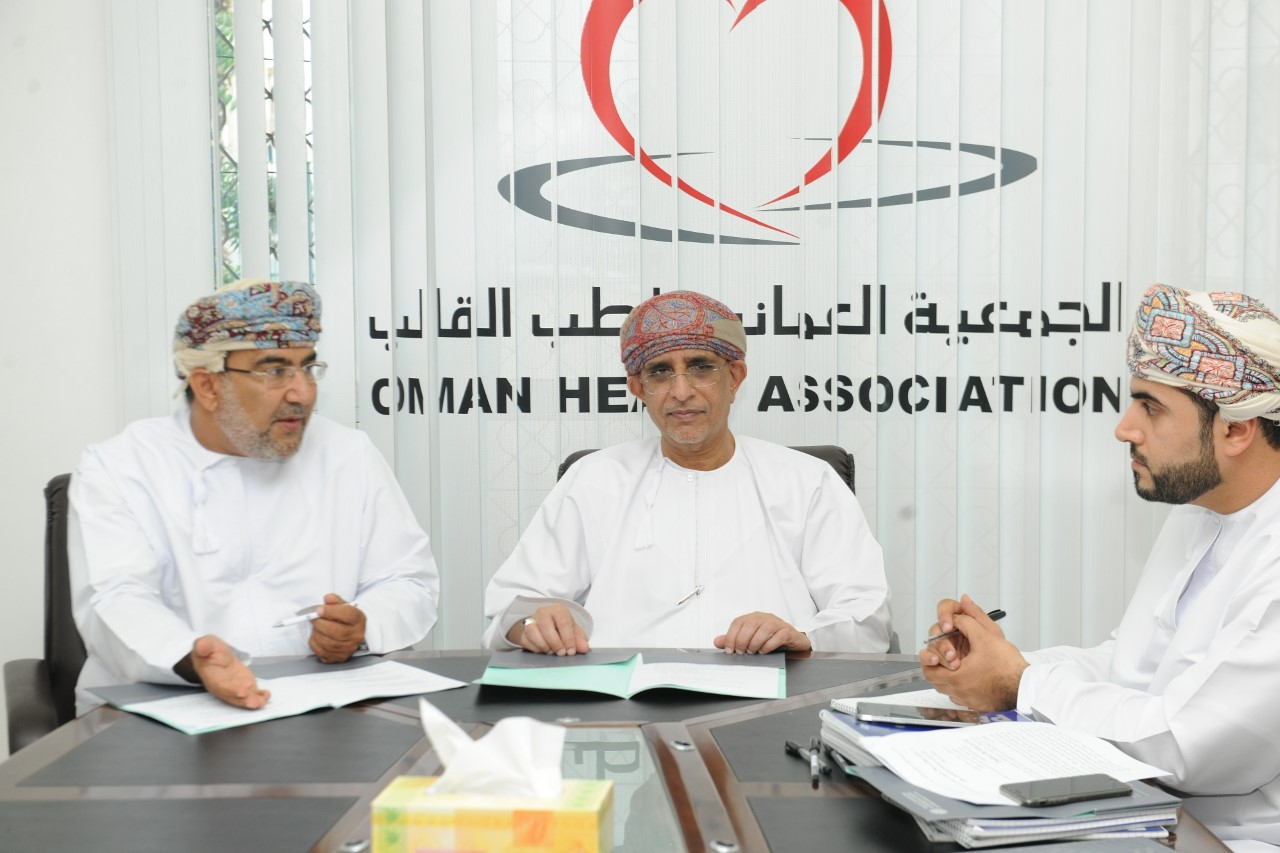 فبراير المقبل .. السلطنة تستضيف المؤتمر الثالث عشر لجمعية القلب الخليجية