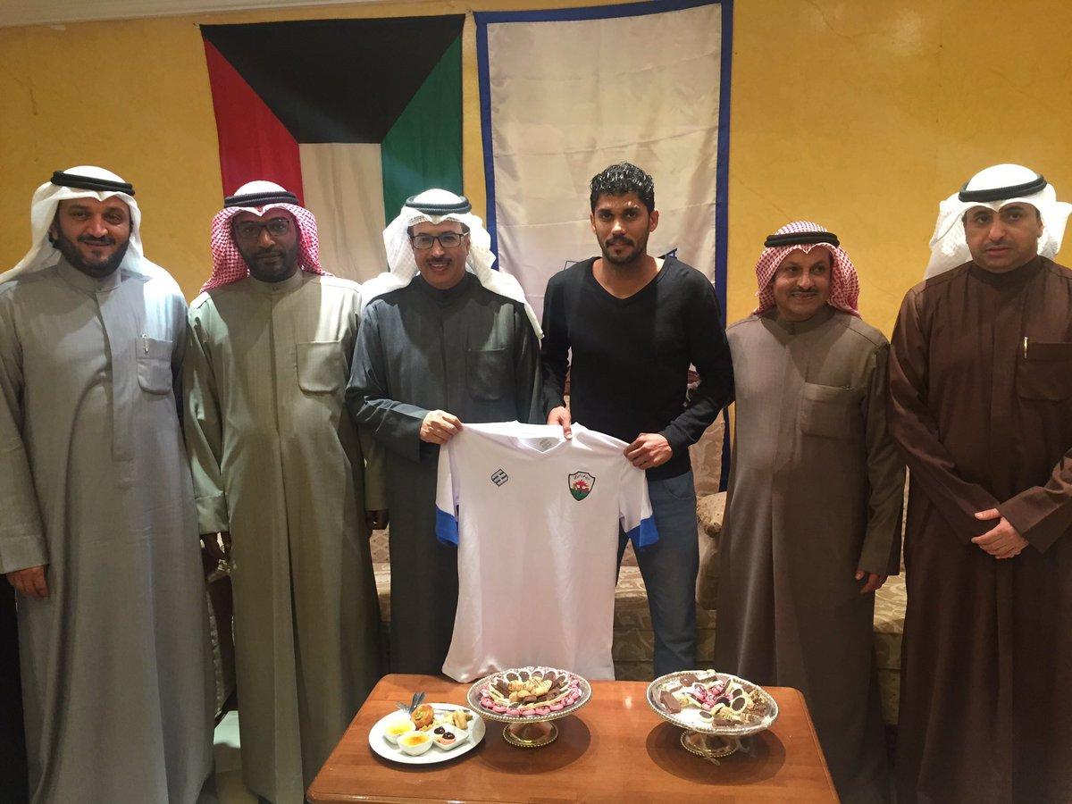 اليعقوبي يحترف في نادي الجهراء الكويتي