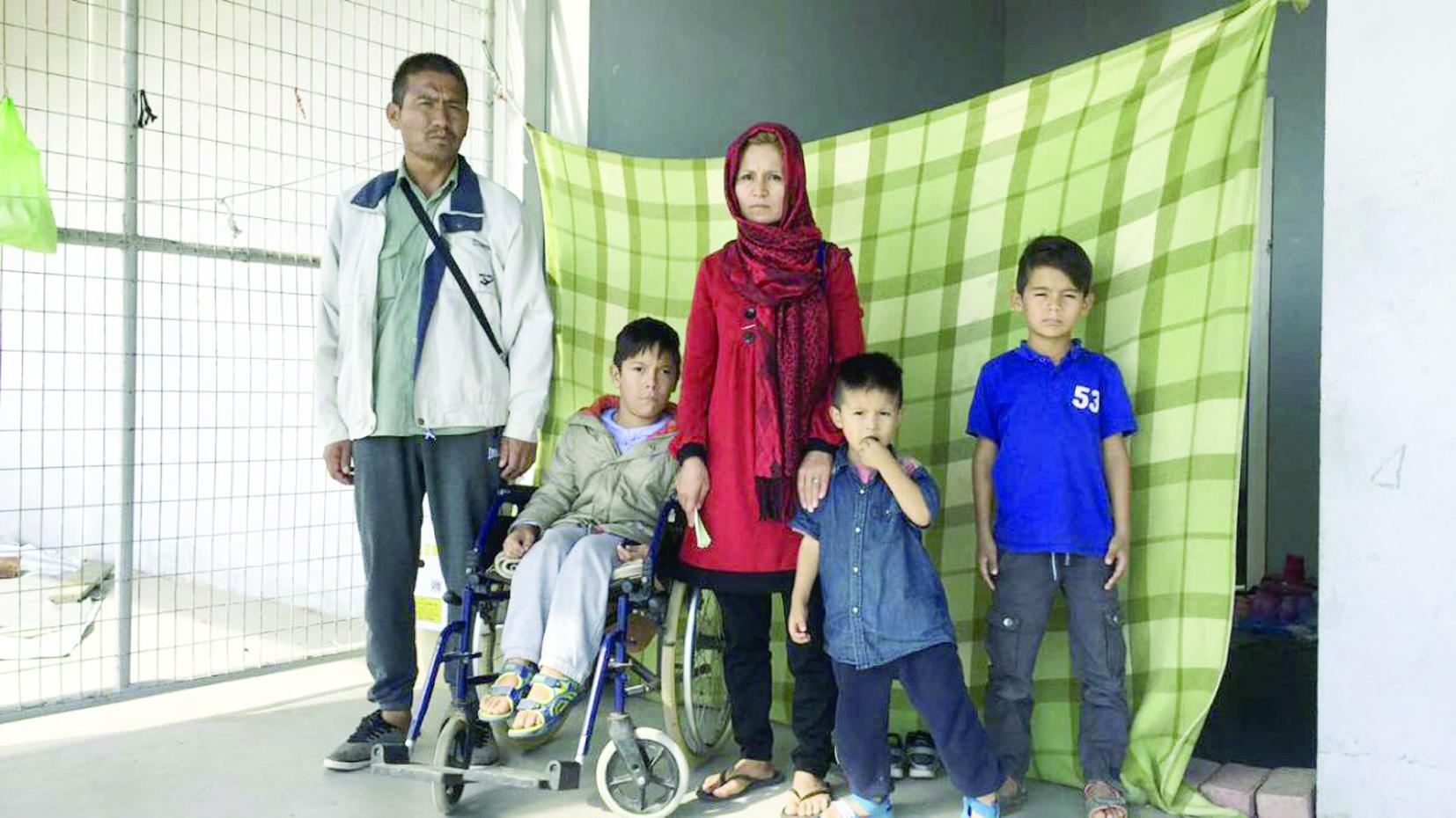 منظمة دولية: اليونان تتجاهل المهاجرين ذوي الاحتياجات الخاصة
