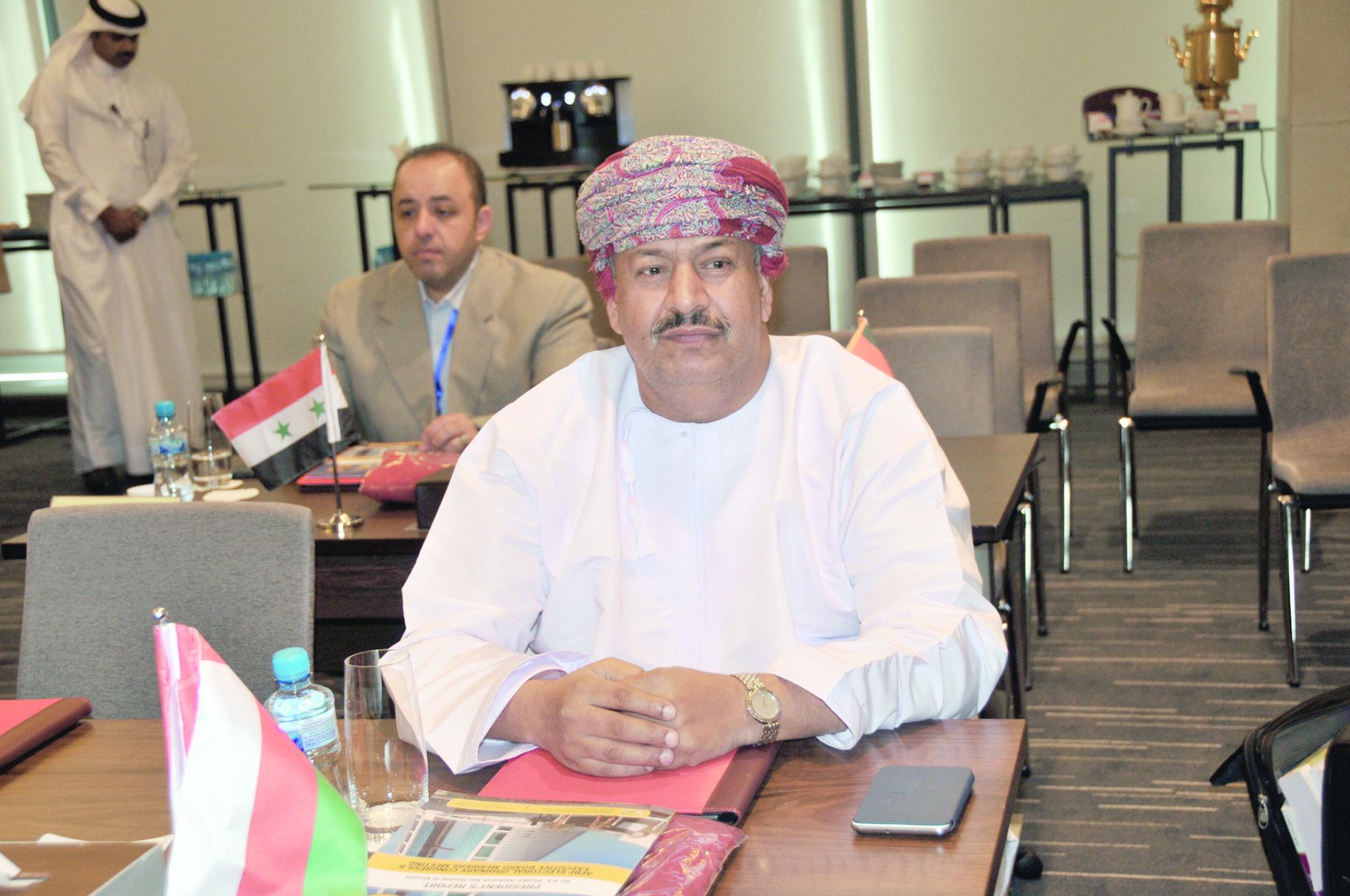 السلطنة تفوز بمنصب النائب الأول للاتحاد العربي لبناء الأجسام