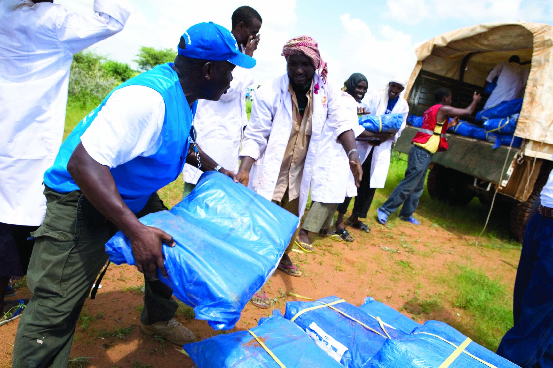 المساعدات الإنسانية تواجه حرب تقليص عالمية