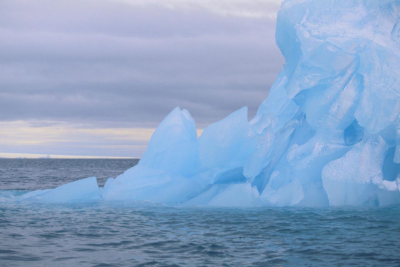 شاهد كيف حول الجليد السيارات لتماثيل فنية