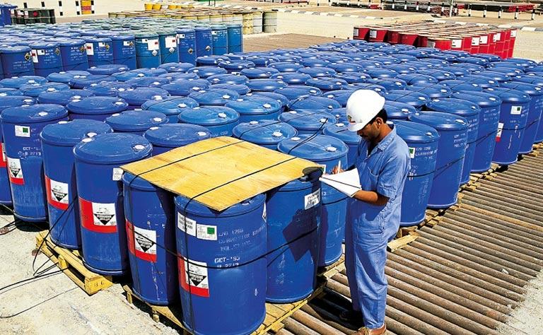 سعر نفط عمان يرتفع بمقدار (50) سنتًا