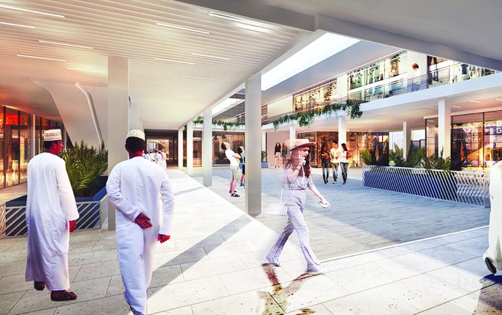 """""""ميرياد"""" أول مشروع عقاري في السلطنة لسكن الطلاب خارج الحرم الجامعي"""