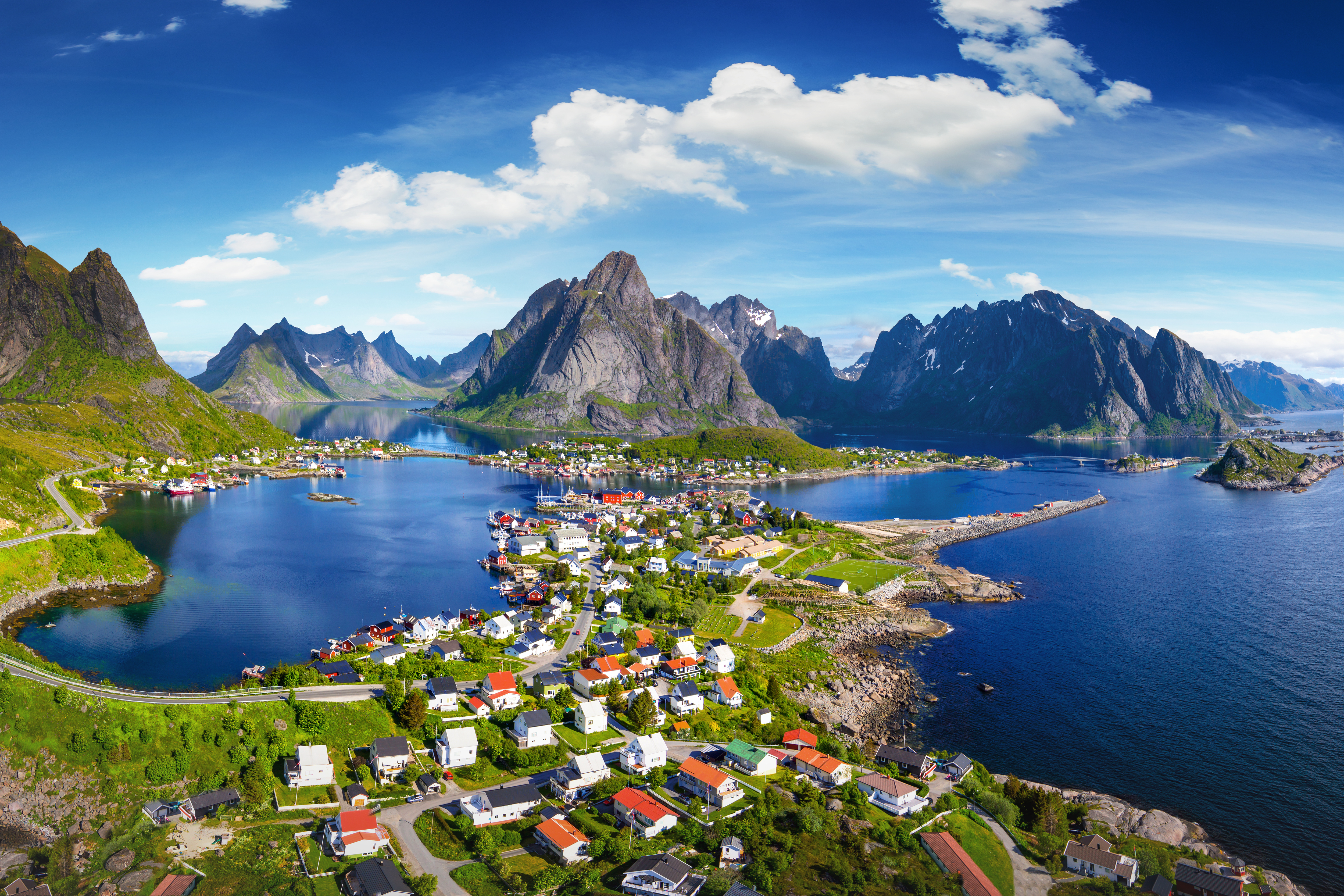 Fun facts: Explore Norway and its history