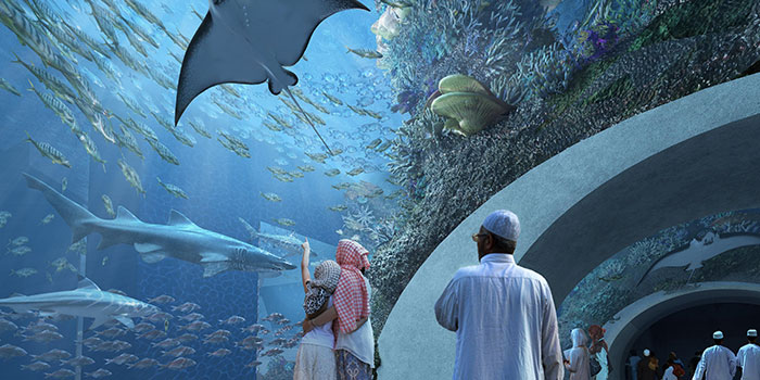 New Oman Aquarium to open in 2018