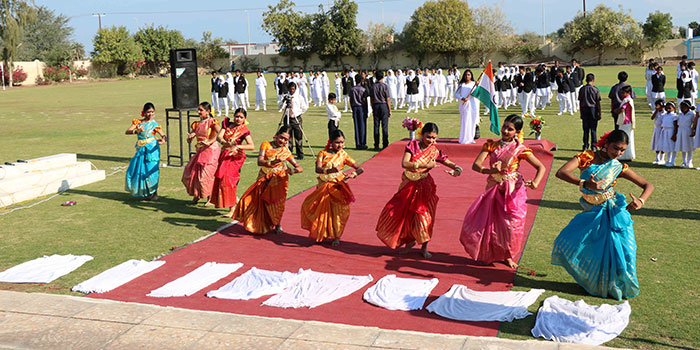 Indians in Oman mark 68th Republic Day