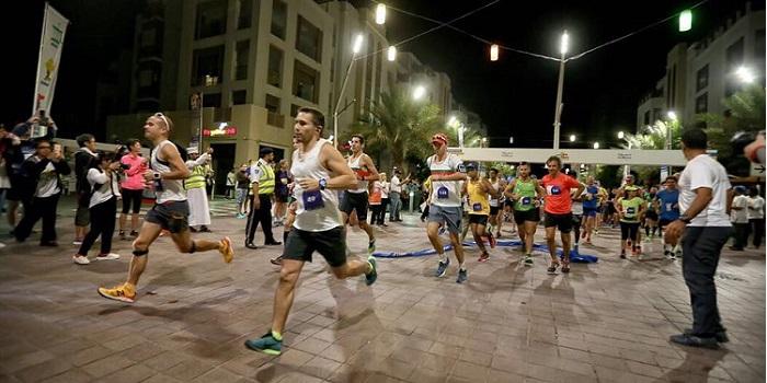 Oman Sports: Al Mouj Muscat Marathon draws in record attendances
