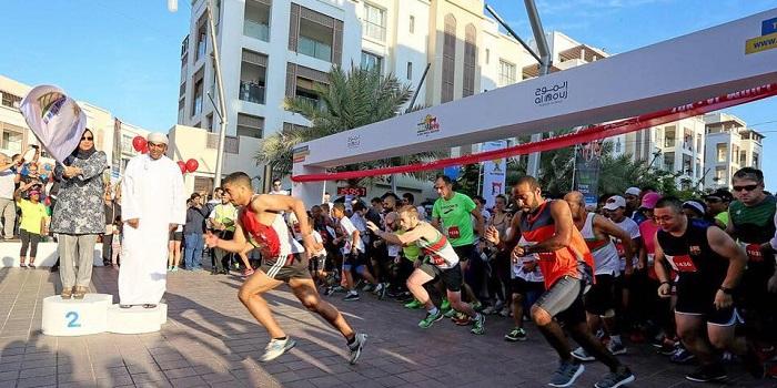 Oman Sport: Pierre Breuer and Asta Parker win Al Mouj Muscat Marathon