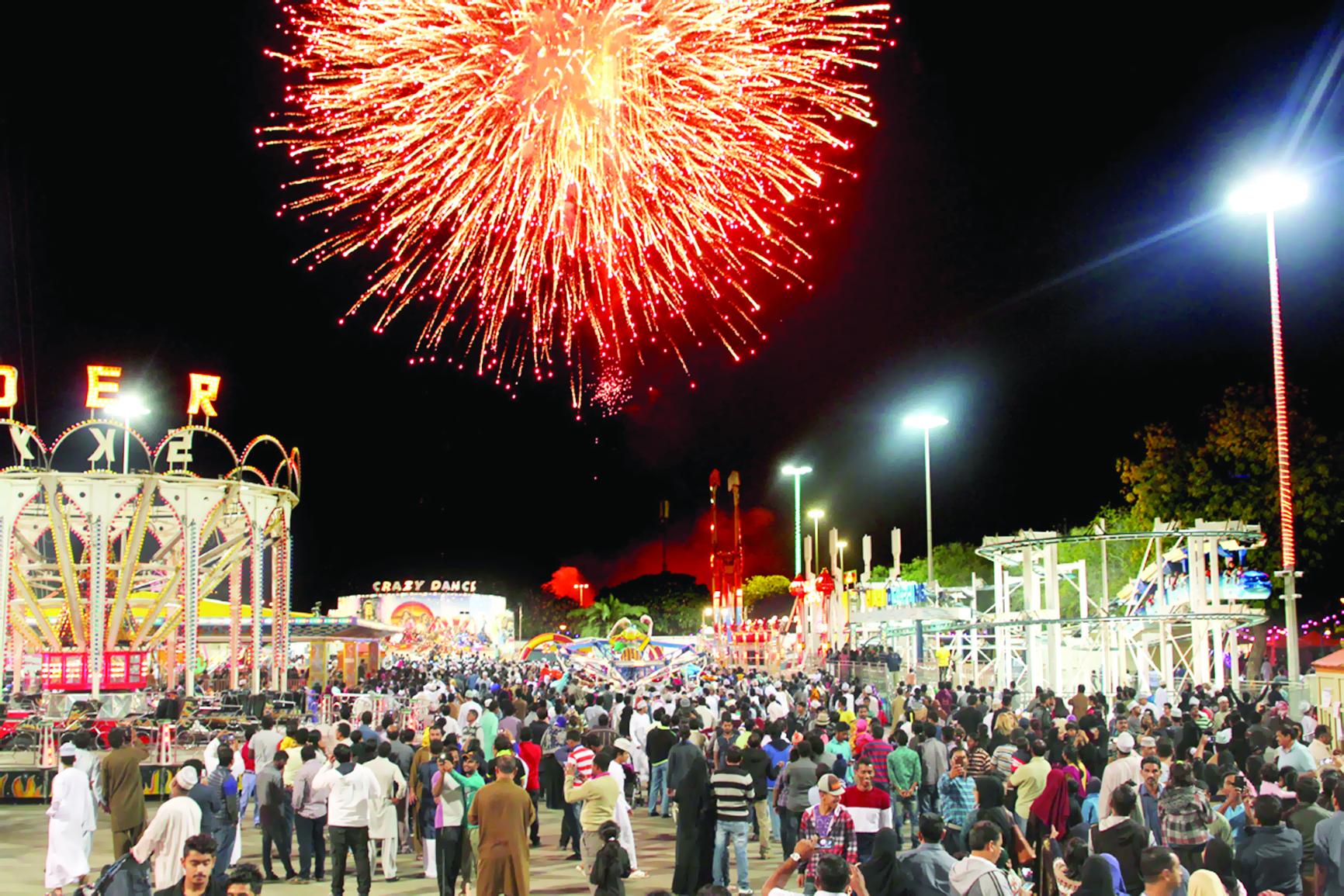 المهرجان يشهد إقبالاً لافتاً على معظم فعالياته