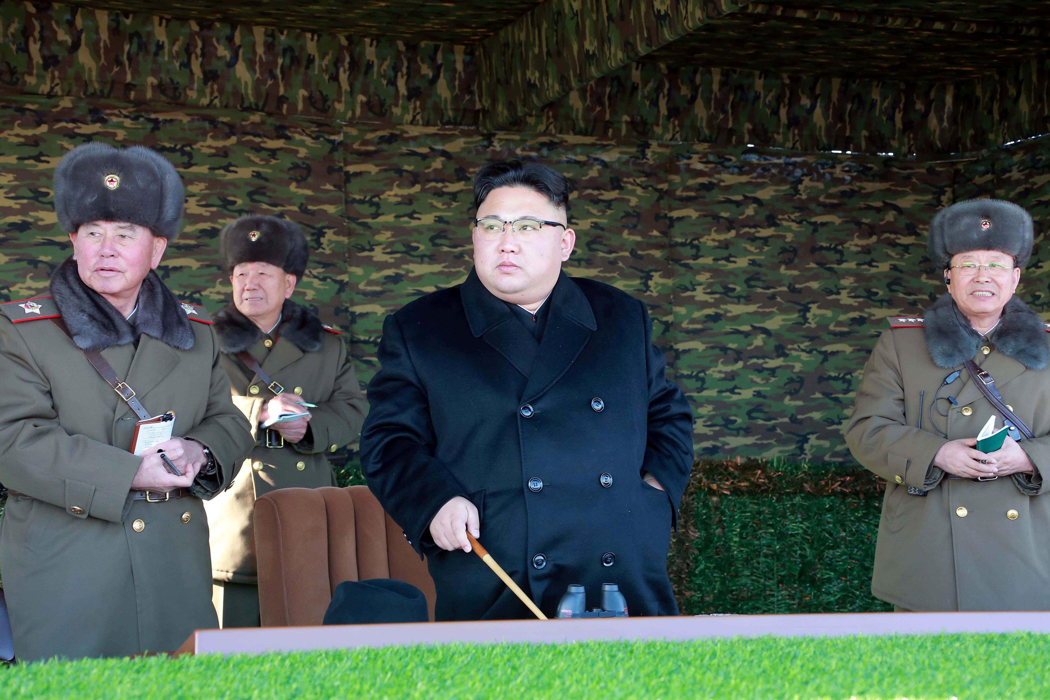 Can Trump manage North Korea?