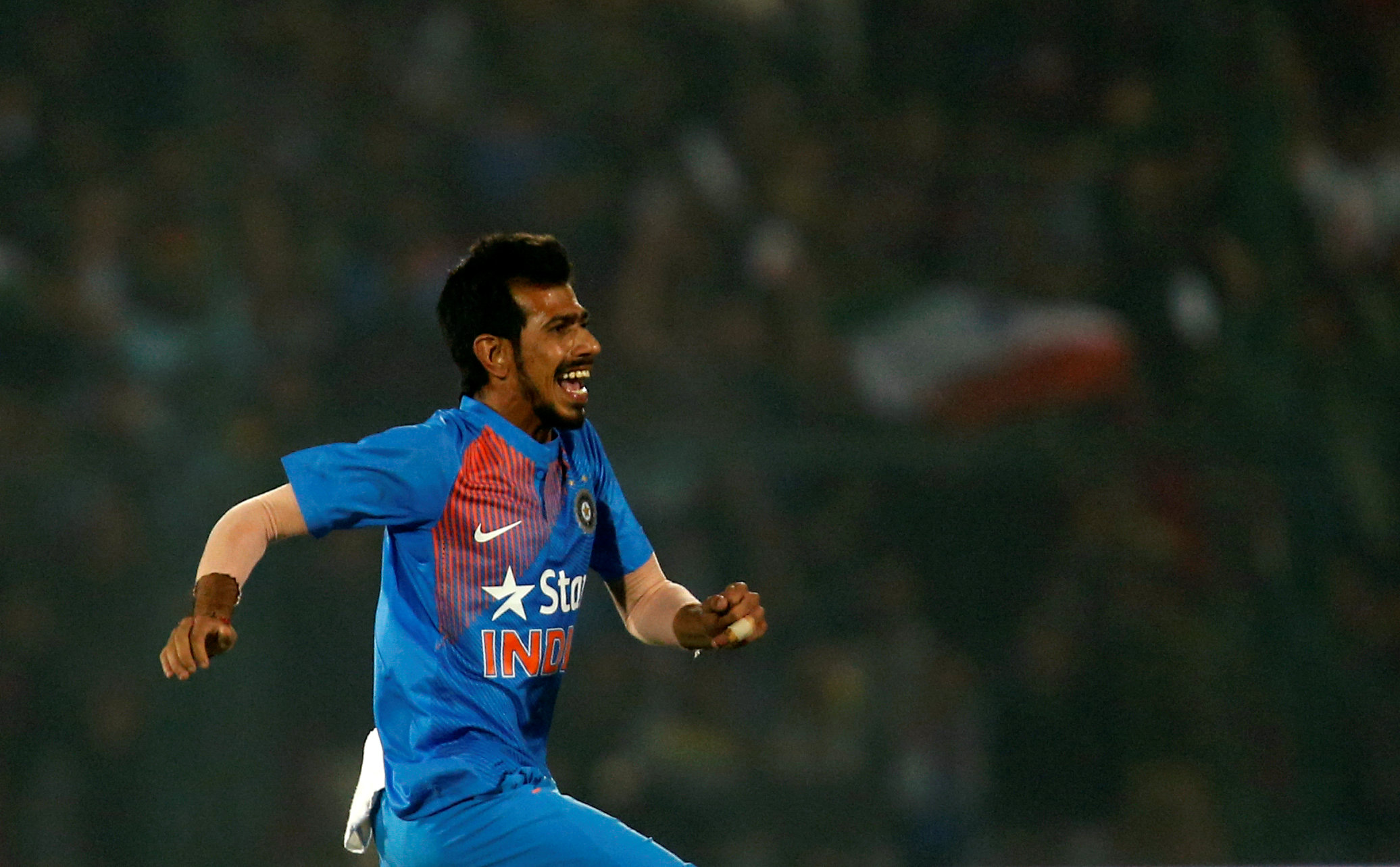 Cricket: You can flight ball when boundaries are big, says Chahal