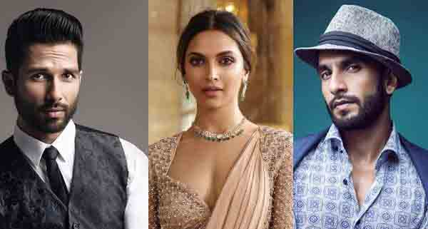 Ranveer, Shahid 'shocked' over 'Padmavati' on-set attack